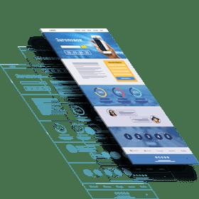 уеб дизайн и изработка на целева страница